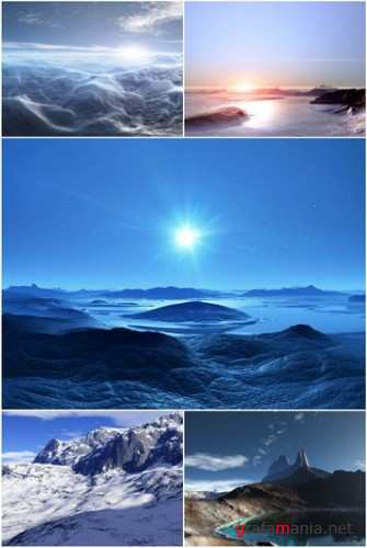 Wallpapers - Antarctica Pack