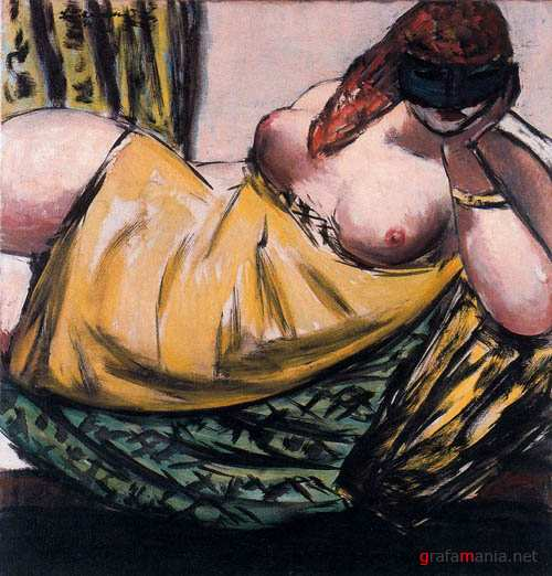 Max Beckmann – Paintings