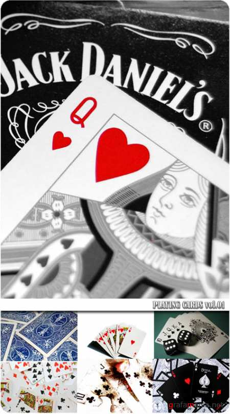 PLAYING CARDS vol01
