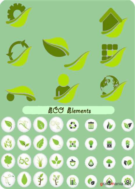 ECO 3 set elements
