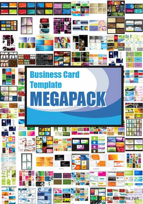 SS Business Card Template Megapack