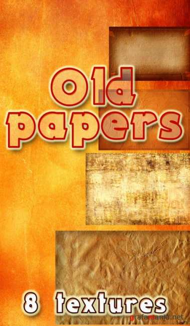 Textures - Old papers
