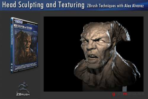 The Gnomon Workshop - Head Sculpting and Texturing (2 x DVD9)