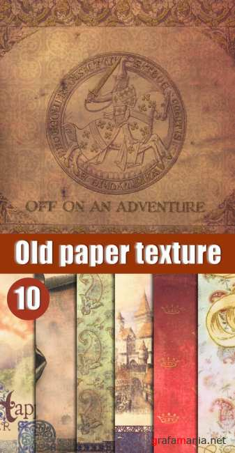 Old paper texture 10