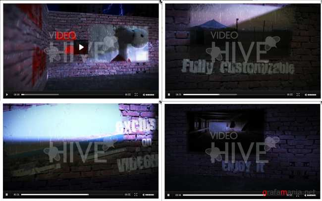 Videohive -  MEGA Pack for After Effects