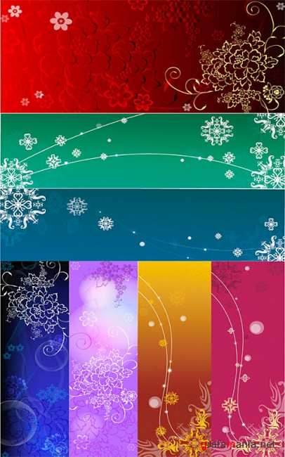 Ornaments & Backgrounds 2