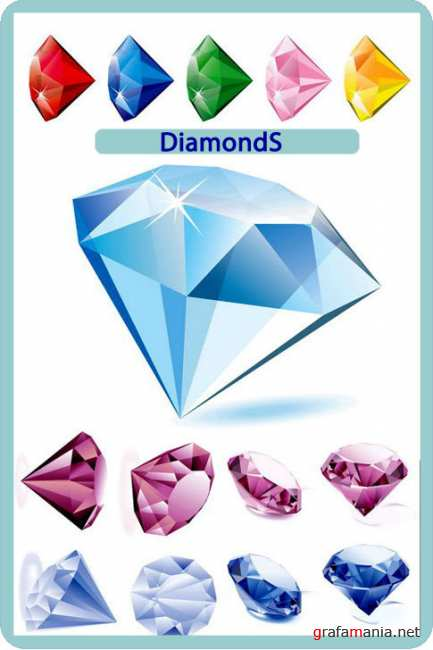 Diamonds 4