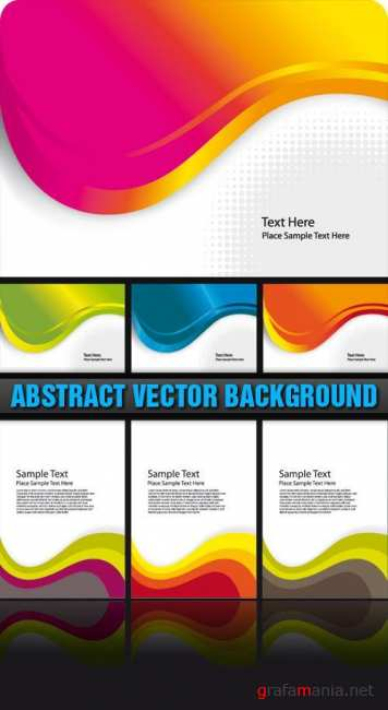 Stock Vector - Abstract Vector Background