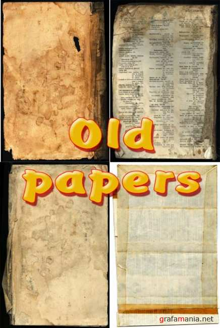 Textures-Old papers