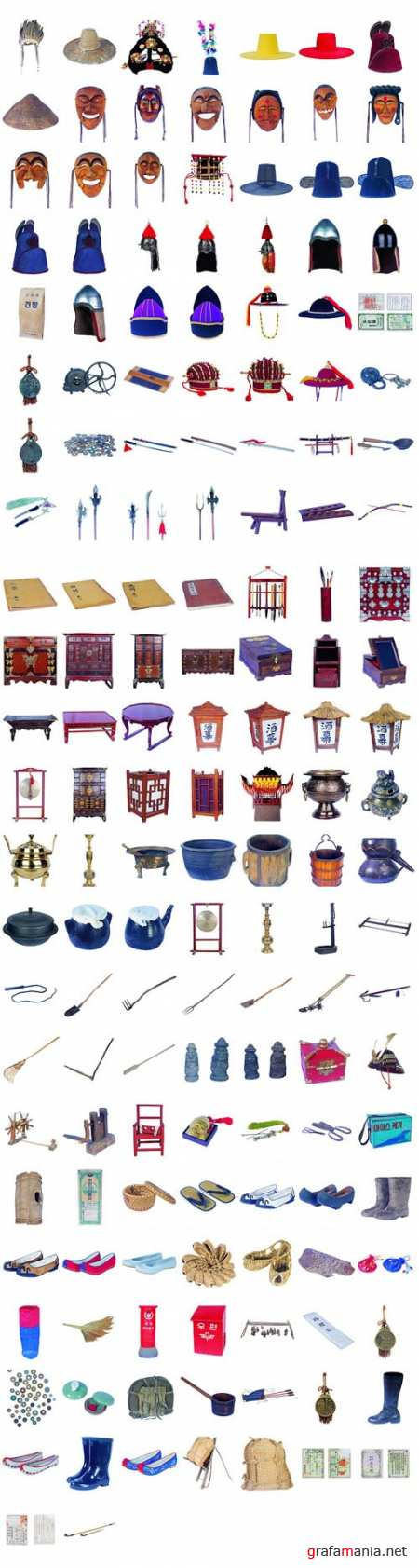 Antiques of Korea