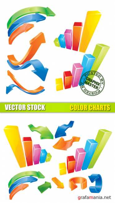 Vector Stock - Color Charts