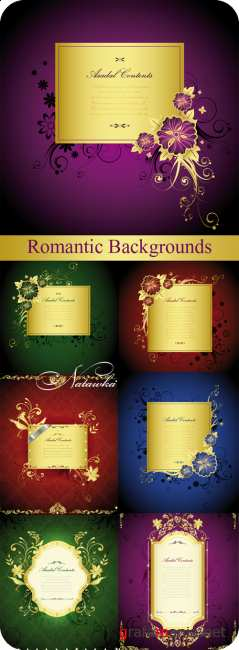 Asadal - Romantic backgrounds