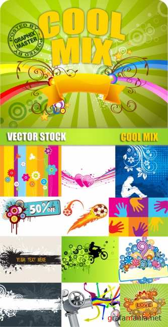 Vector Stock - Cool Mix