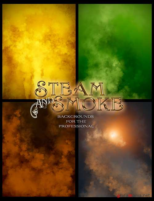 Ron's Steam & Smoke (пар и дым)