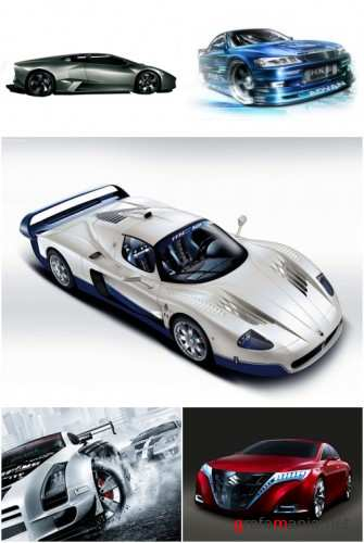 Wallpapers - Amazing Car Pack#8