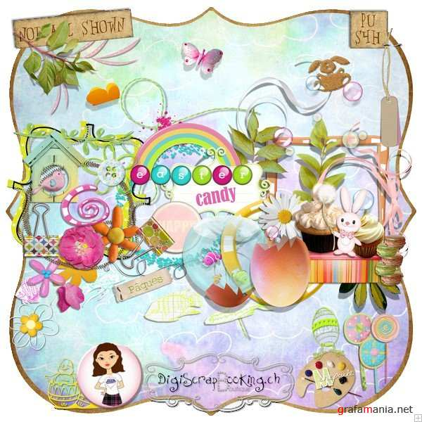 �����-����� - Candy Easter