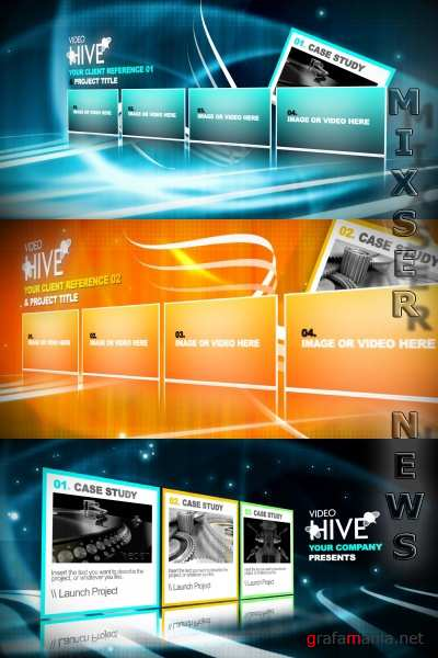 Videohive - Business showcase 45646 (Full)