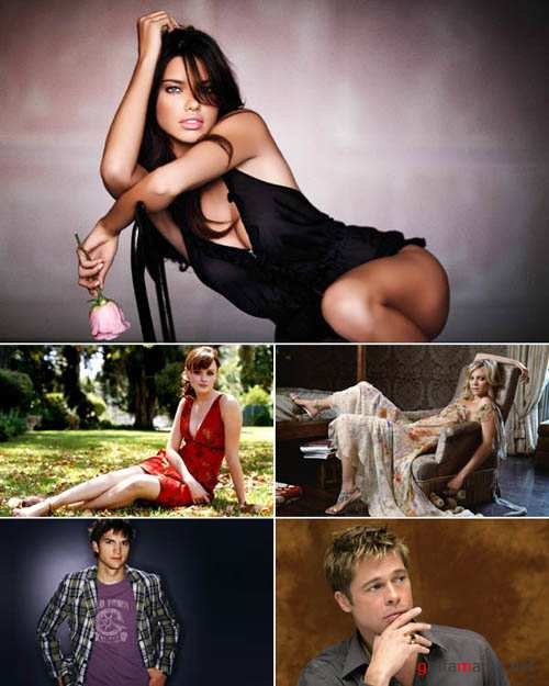 Hollywood Celebrities Wallpapers