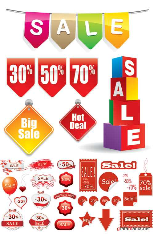Stickers discounts