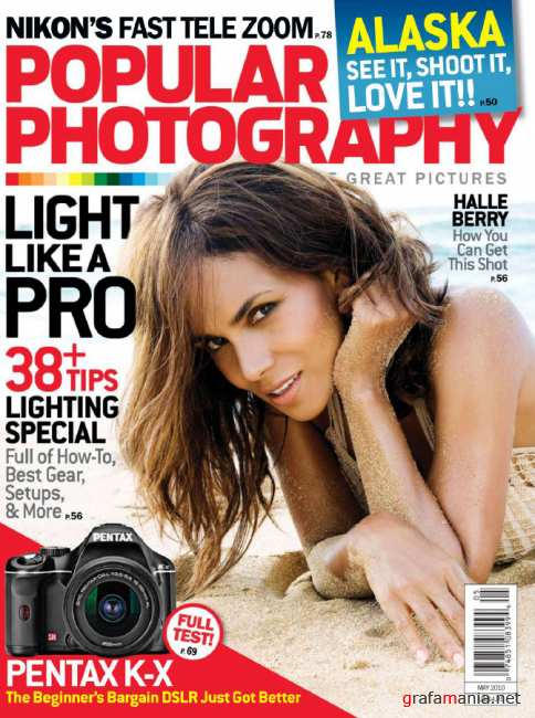 Popular Photography №4 (may 2010 / USA)