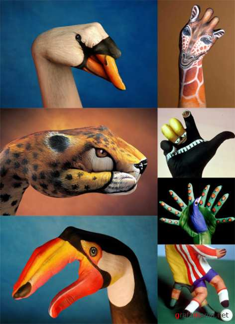 Hand-Art by Guido Daniele