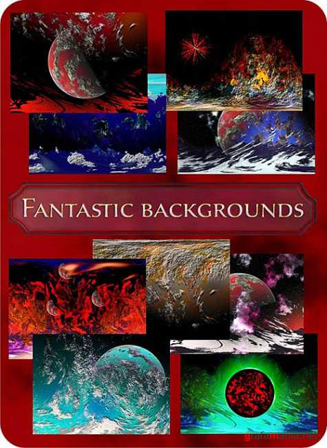 Fantastic backgrounds