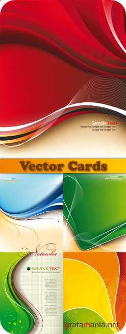 Vector cards