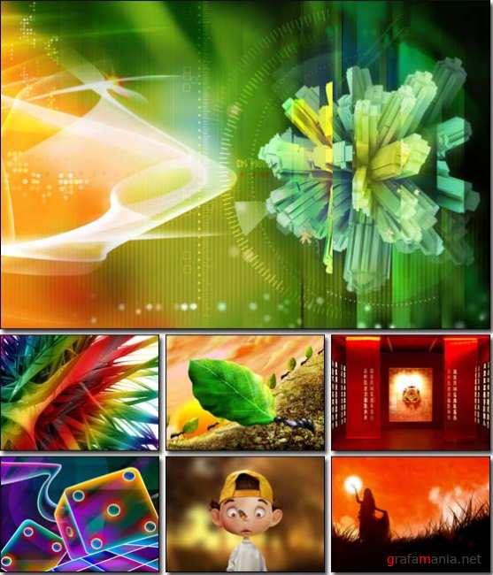 Best Mixed Wallpapers Pack (8)