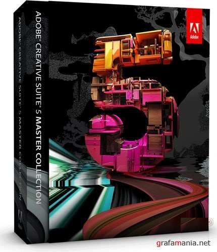 Adobe Creative Suite 5 Master Collection ESD Final iSO-CORE (2010)