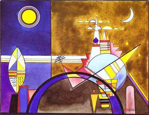 Kandinsky W. W. - Paintings