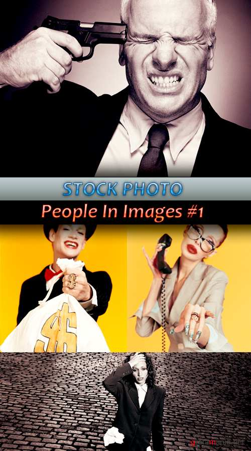 Stock - People In Images #1