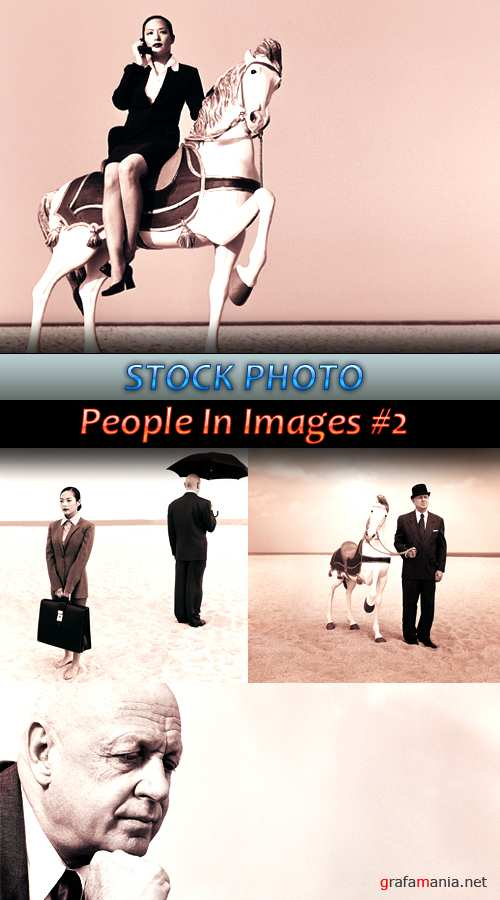 Stock - People In Images #2