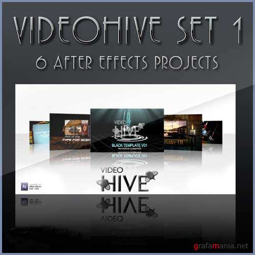 After Effects projects: VideoHive set 1