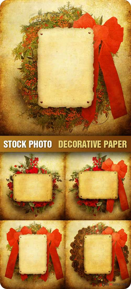 Stock Photo - Decorative Paper