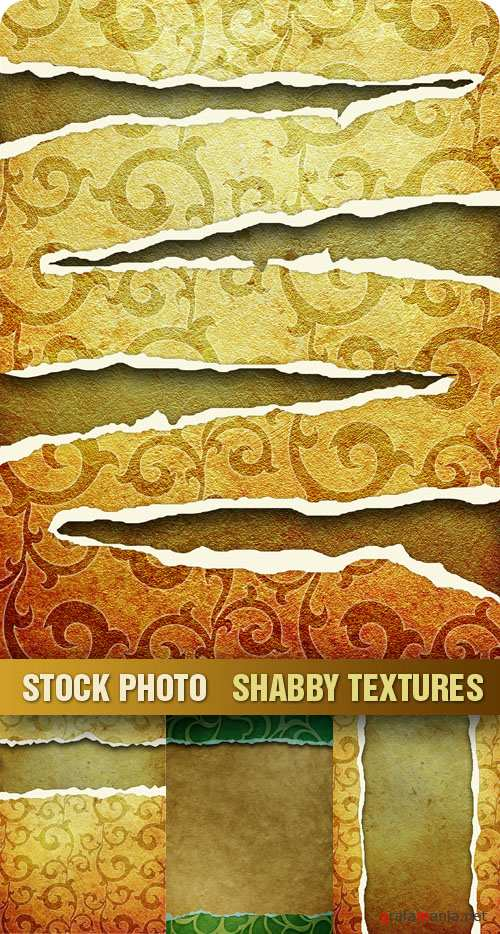 Stock Photo - Shabby Textures