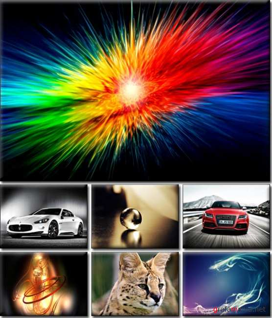 Full HD Wallpapers Pack (40) - ���� �� ������� ����