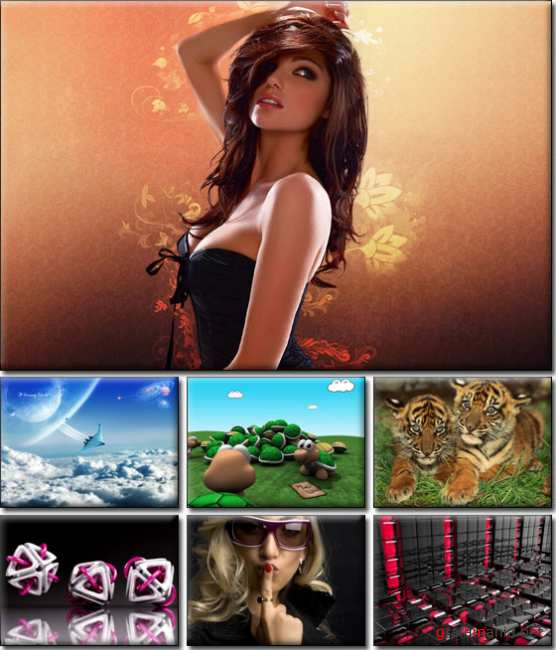 Best Mixed Wallpapers Pack (16) - ���� �� ������� ����