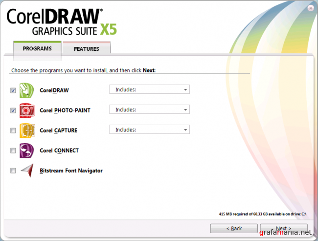 CorelDRAW Graphics Suite X5 v.15.0.0.486 with Extras MultiiLanguage-CYGiSO (Retail)