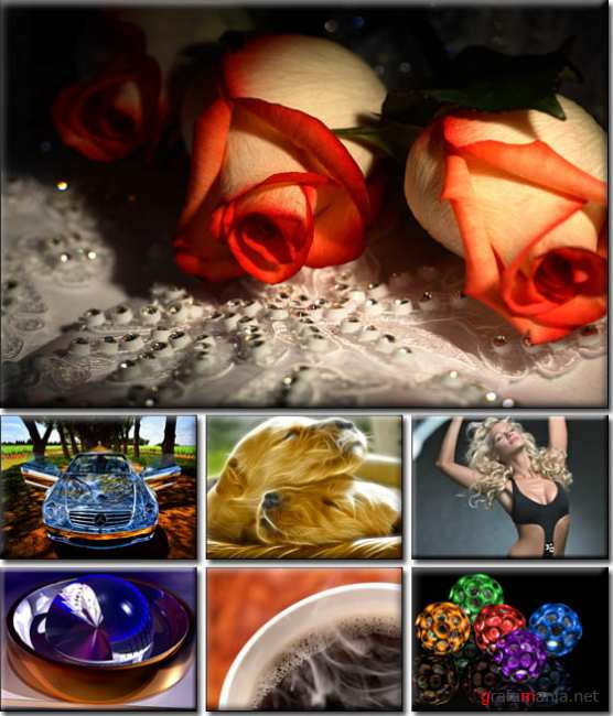 Best Mixed Wallpapers Pack (18) - ���� �� ������� ����