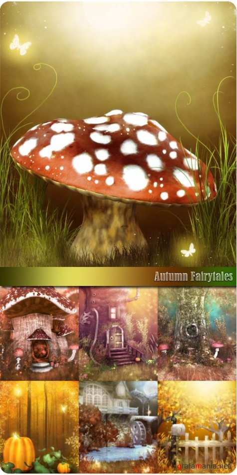 Autumn Fairytales