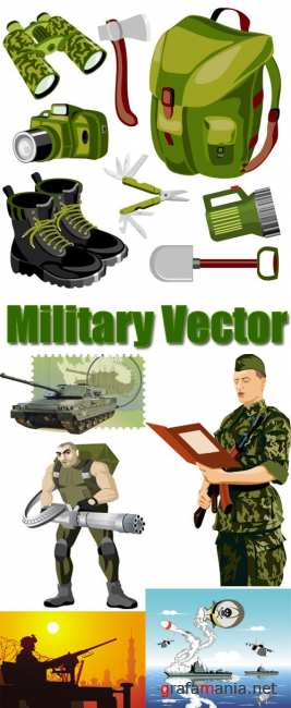 Military Vector