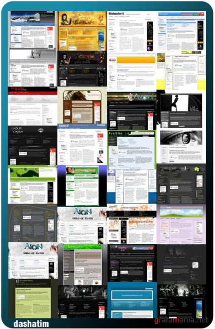 100 templates for General Joomla