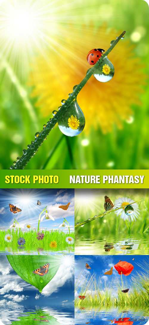 Stock Photo - Nature Phantasy