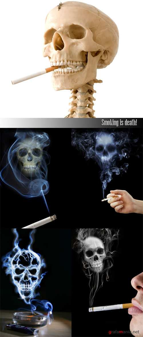 Smoking is death!
