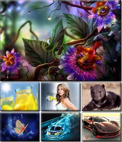 Best Mixed Wallpapers Pack #35