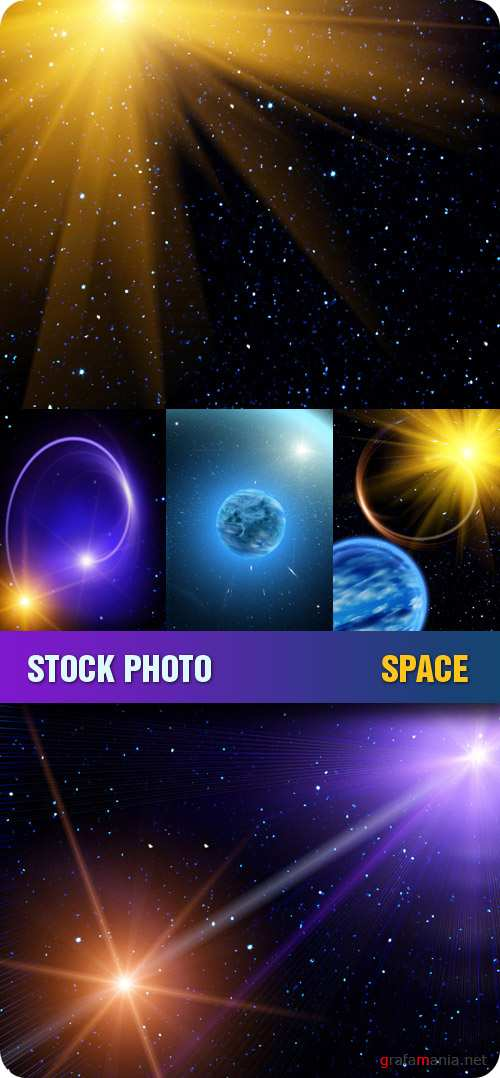 Stock Photo - Space