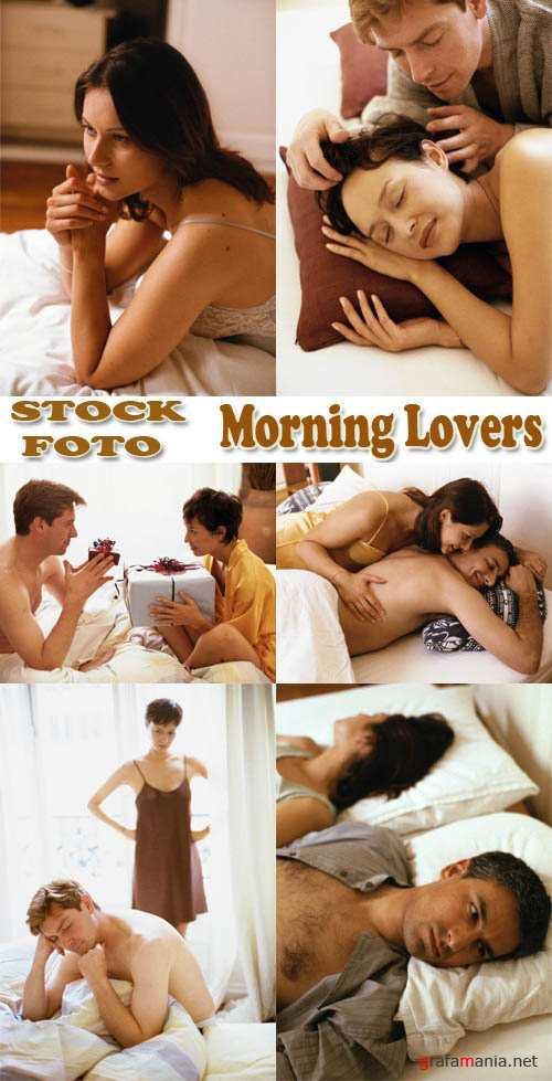 Stock Foto: Morning Lovers