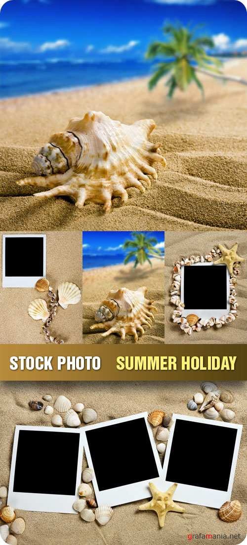 Stock Photo - Summer Holiday