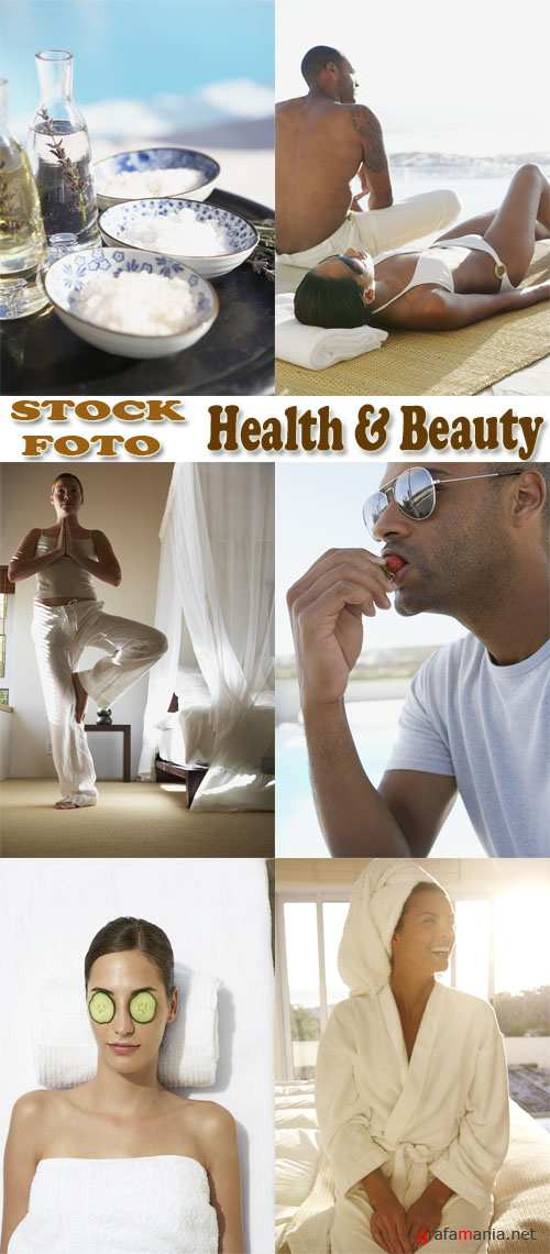 Stock Foto: Health & Beauty