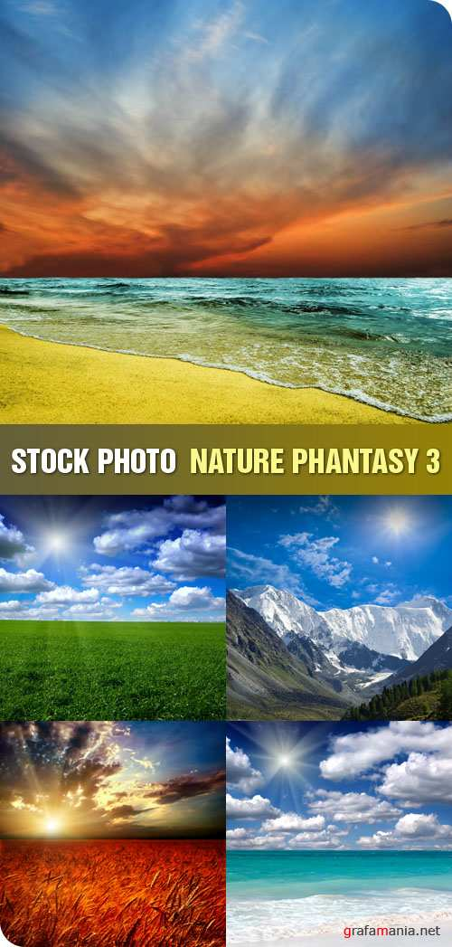 Stock Photo - Nature Phantasy 3